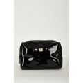 NEW WOMENS GORGEOUS BASIC TRAVEL MAKE-UP BAG