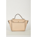 NEW WOMENS GORGEOUS LADIES SMALL SHOULDER BAG IN BEIGE