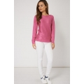 NEW WOMENS GORGEOUS SPARKLY LIGHT WEIGHT KNITTED SWEATER XS A M L