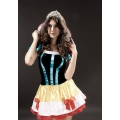 Princess Costume Lady Adult Fancy Dress Costume Plus size World Book Day