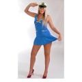 Adult Female Women Sailor hen party Fancy dress costume outfit