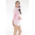 Adult Female Women  Cute Candy Stripe Nurse Hen Party Fancy dress costume outfit