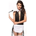 Adult Female Women Flirty Sexy Maid hen party Fancy dress costume outfit Cosplay