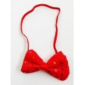 Sexy Red Bow Set - Fancy Dress Costume, Hen Party.