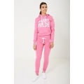 NEW Ladies women HARRY WILDE LOGO SWEATPANTS IN PINK sizes 8 10 12 14