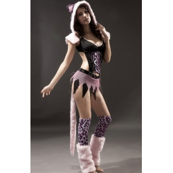 Naughty Pussycat Costume