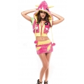 Deluxe Monster Costume Large 10-12