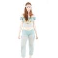 Genie Princess Costume Turquoise 8 - 10