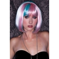 Pink & Blue Wig