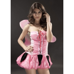 Pretty Pink Pixie Costume