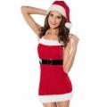 Sexy Santa Mini Costume