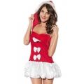 Sexy Santa Doll Dress