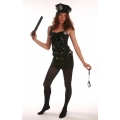 Bound to Please Police Woman Costume  XXL