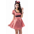Mini Mouse Costume  XL