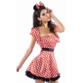 Bolero Mini Mouse Costume