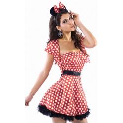 Bolero Mini Mouse Costume