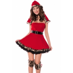 Lil Red Riding Hood  One Size