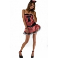 Playful Minni Mouse Costume