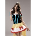 ADULT LADIES FEMALE WOMEN HEN PARTY FANCY DRESS COSTUME OUTFIT Snow Queen - Worl