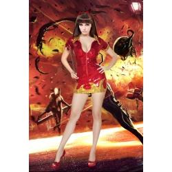 Sequined Hot Devil