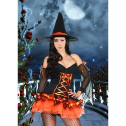 Hocus Pocus Hottie Witch 8-10