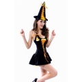 Candy Witch Costume  8-10