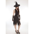 Hocus Pocus Multiway Witch dress, gloves and Hat