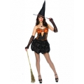 Adult Sexy Hallowitch Costume Large 12-14