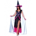 Adult Fabulous Witch Costume PINK XL 14-16