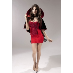 Cruel Intentions Costume Red/Black