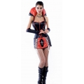 Blood Vampire Girl Costume