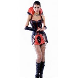Blood Vampire Girl Costume