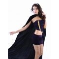 Ladies Women Deluxe Wicked Queen Costume M Halloween  fancy dress costume Outfit