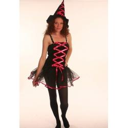 Ballerina Witch Costume 8 - 12
