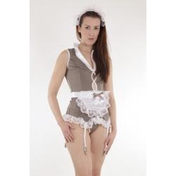 Sexy Housekeeper Costume 8-10