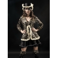 Deluxe Pirate Costume  Large 10-12
