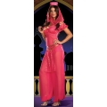 Genie Princess Costume PINK 8-10