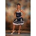 Flirt Sailor Mini Dress