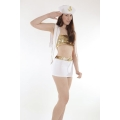 Sassy Sailor Outfit One size
