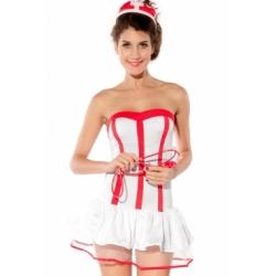 Heartcheck Nurse Costume