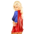Superhero Dress and Cape  One Size